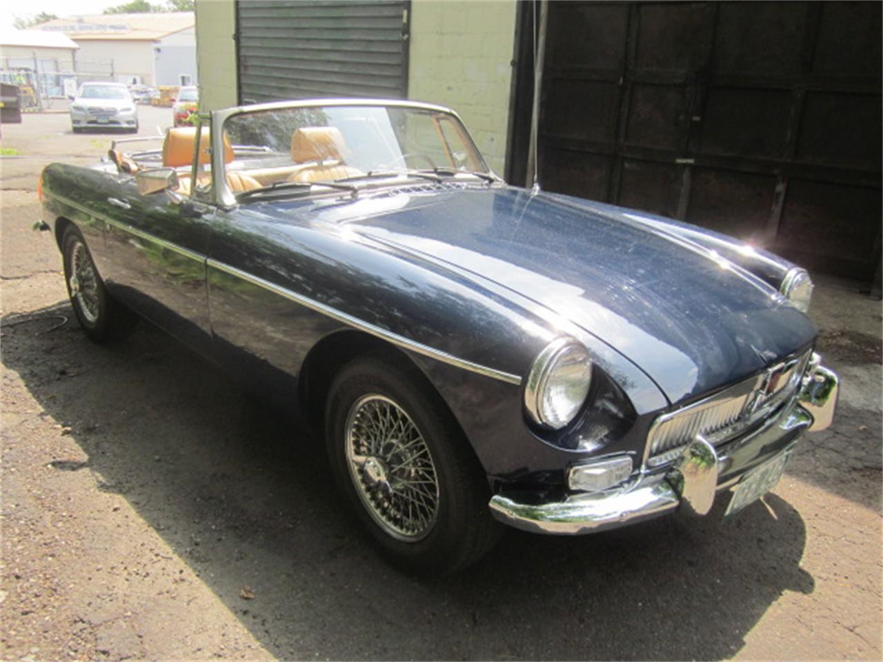 Large Picture of '77 MGB - LFE2