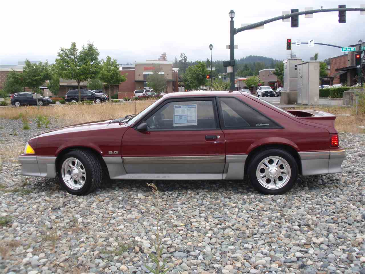 1989 Mustang For Sale Canada