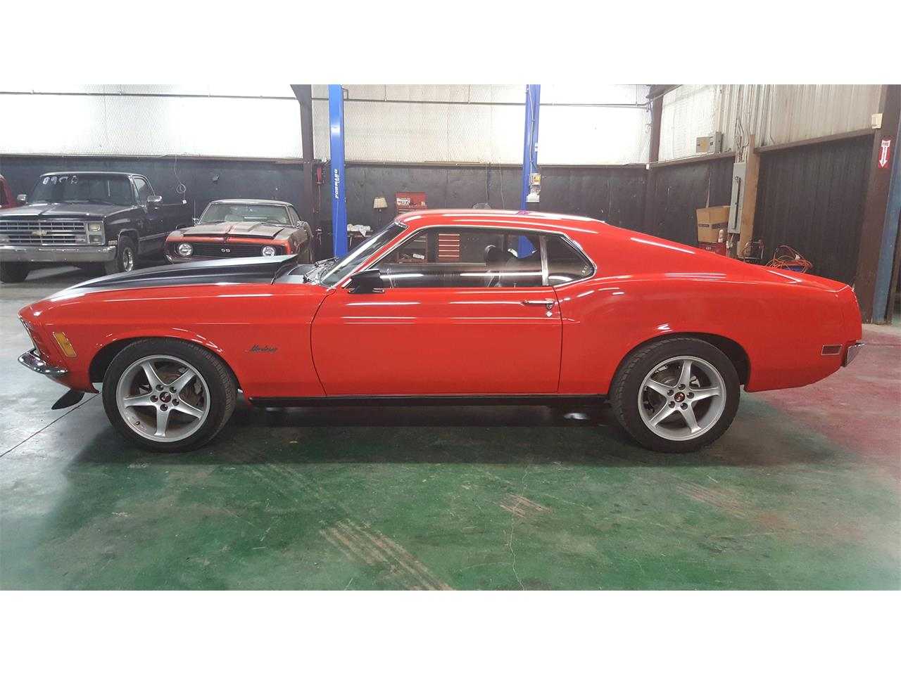 Large Picture of '70 Mustang - LFE9