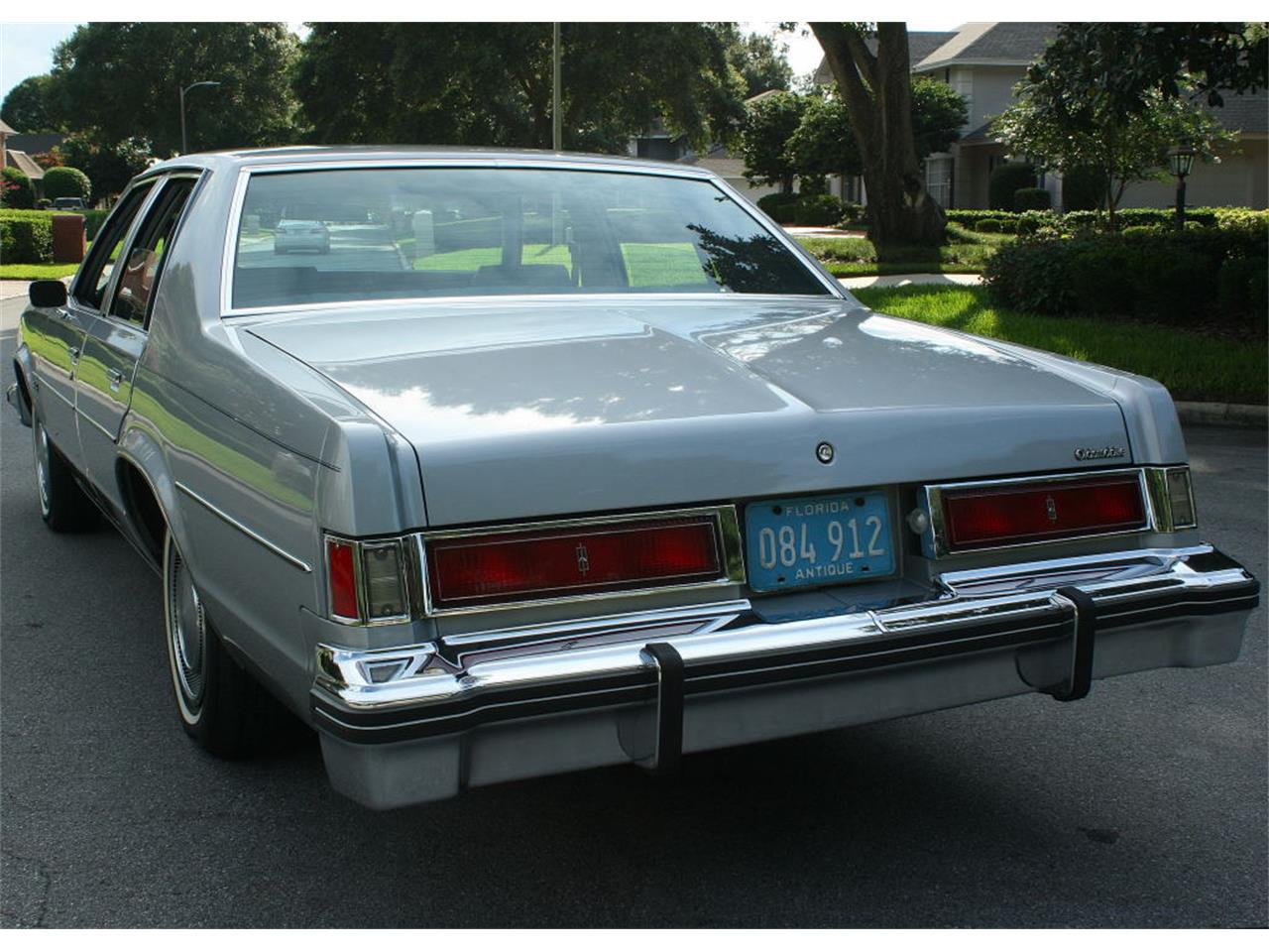 Large Picture of 1977 Oldsmobile Delta 88 located in lakeland Florida Offered by MJC Classic Cars - LFEK