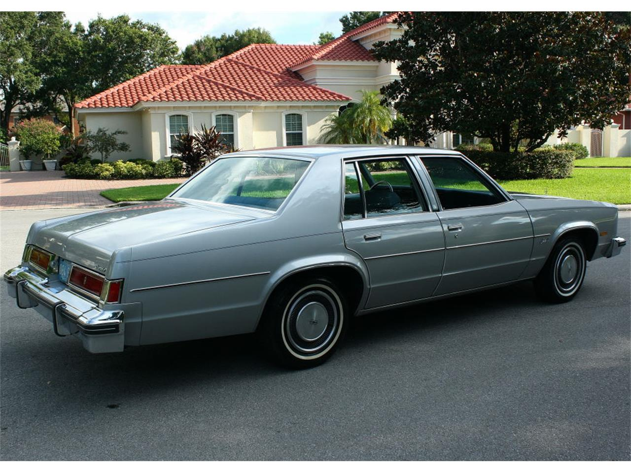 Large Picture of 1977 Oldsmobile Delta 88 located in lakeland Florida - $12,500.00 Offered by MJC Classic Cars - LFEK