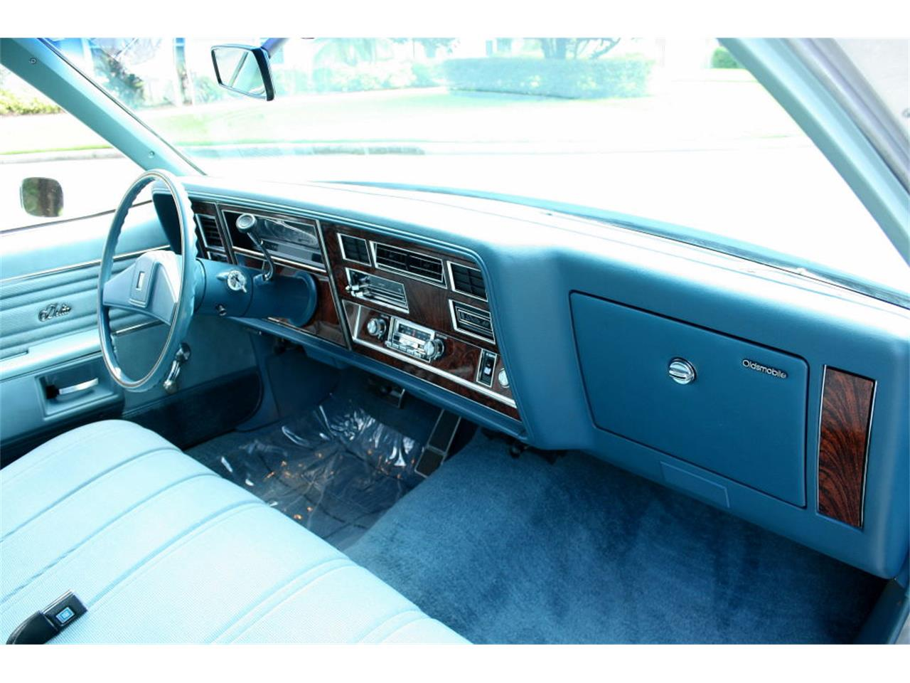 Large Picture of '77 Oldsmobile Delta 88 located in lakeland Florida Offered by MJC Classic Cars - LFEK