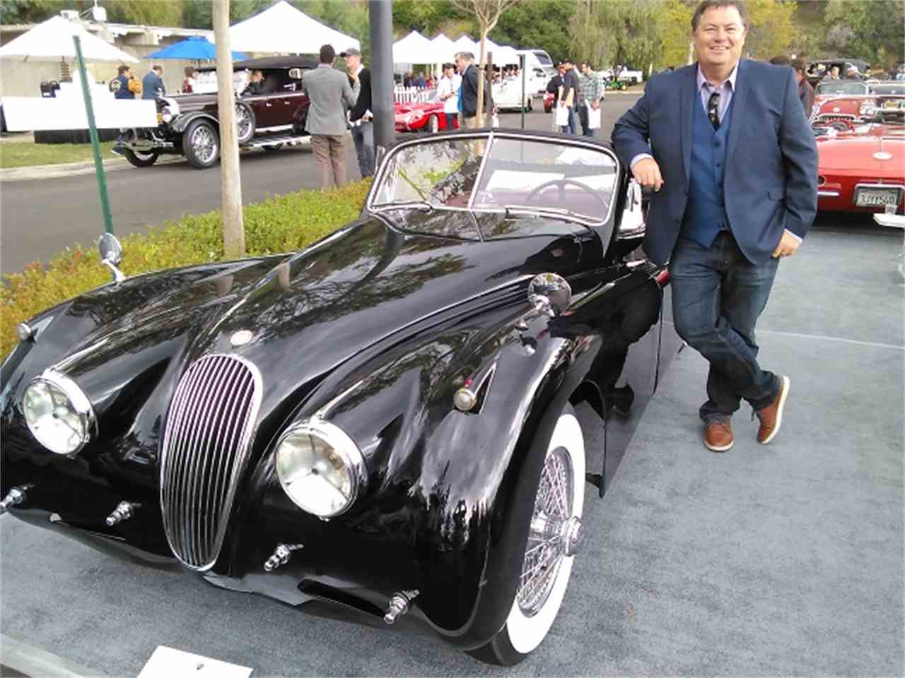 Large Picture of '53 XK120 - LFEP