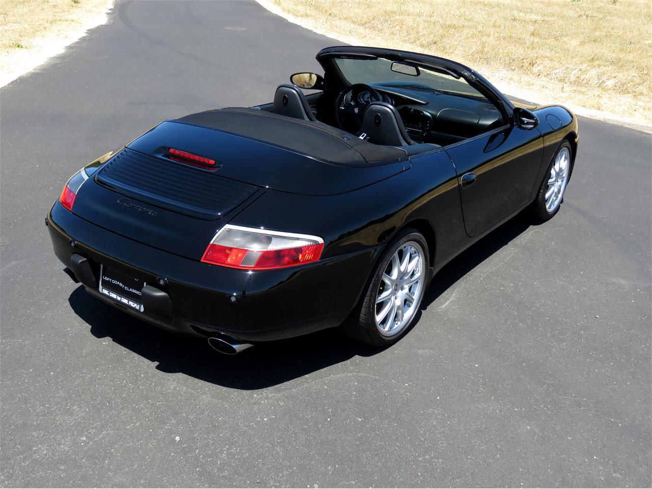 911 carrera 1999 porsche cc cabriolet classic financing inspection insurance transport sonoma california
