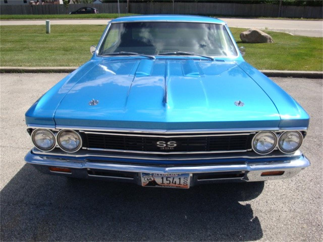 Large Picture of '66 Chevelle located in lake zurich Illinois - $49,900.00 Offered by Midwest Muscle Cars - L8N9
