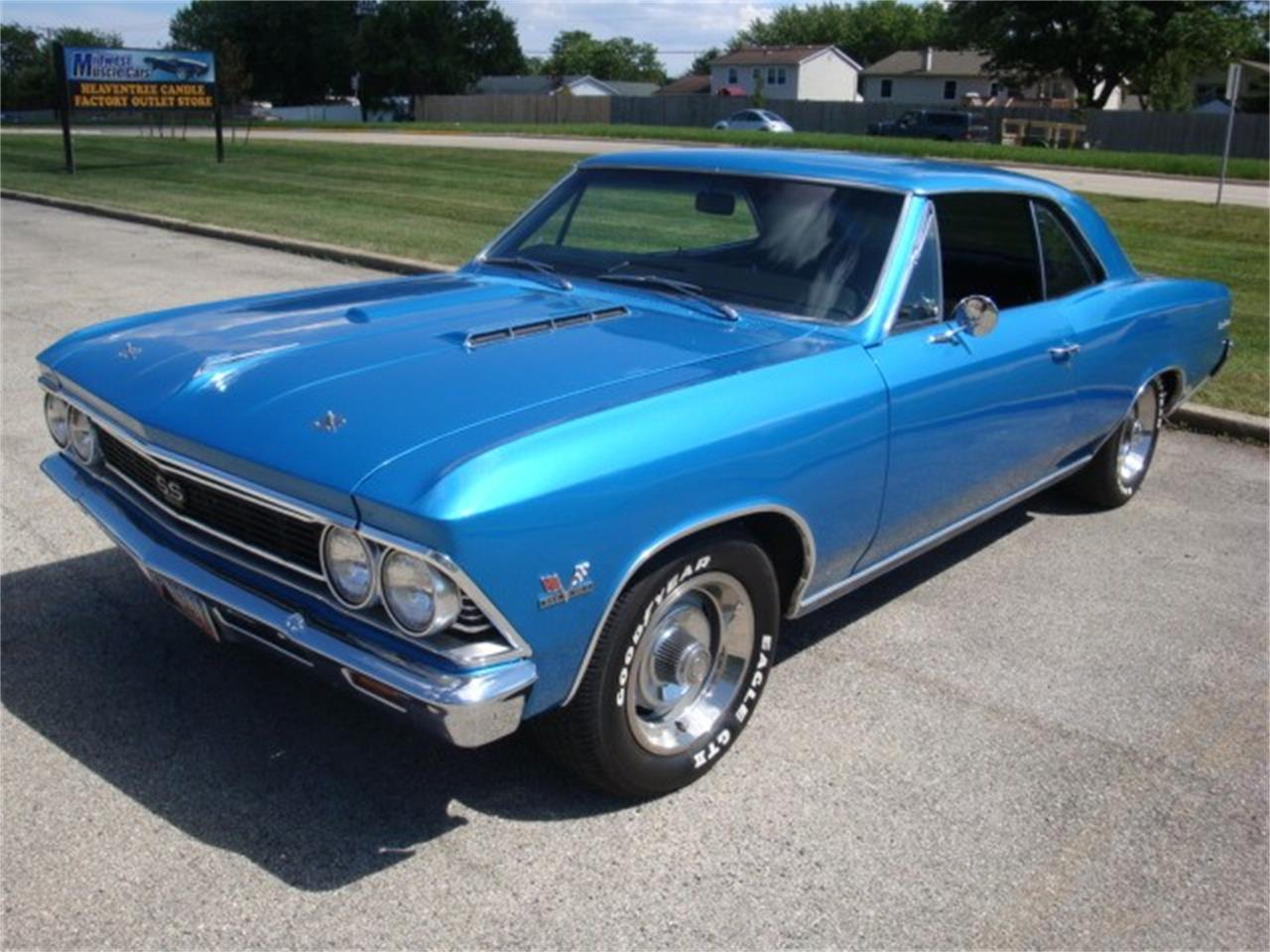 Large Picture of Classic '66 Chevrolet Chevelle located in Illinois - L8N9