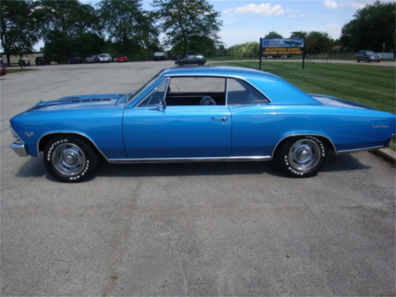 Large Picture of Classic 1966 Chevelle Offered by Midwest Muscle Cars - L8N9