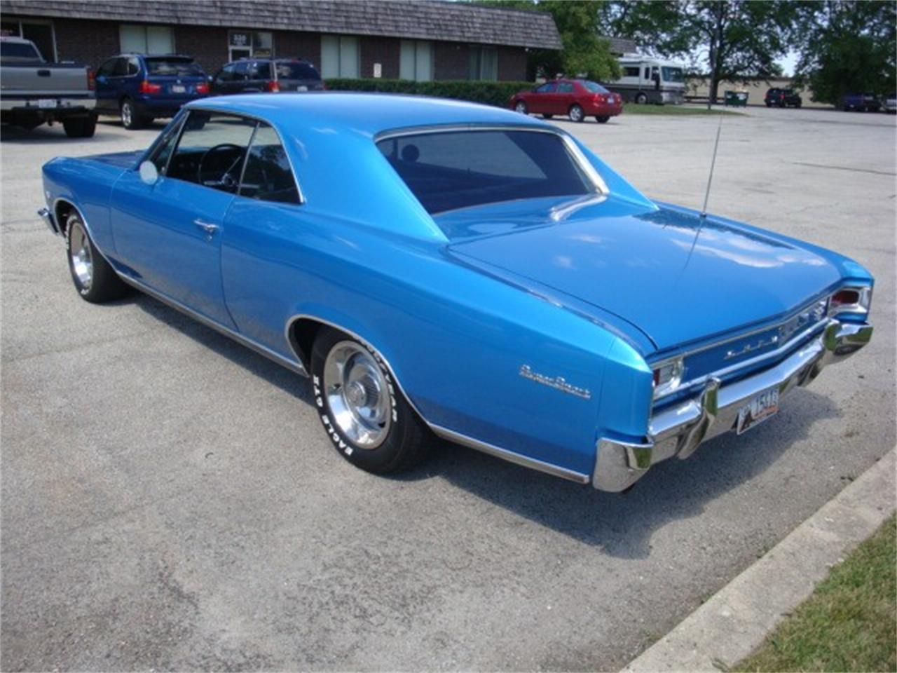 Large Picture of 1966 Chevrolet Chevelle located in lake zurich Illinois - $49,900.00 Offered by Midwest Muscle Cars - L8N9
