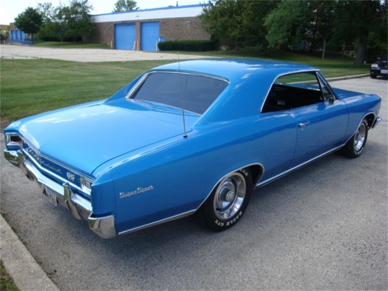 Large Picture of Classic '66 Chevrolet Chevelle Offered by Midwest Muscle Cars - L8N9