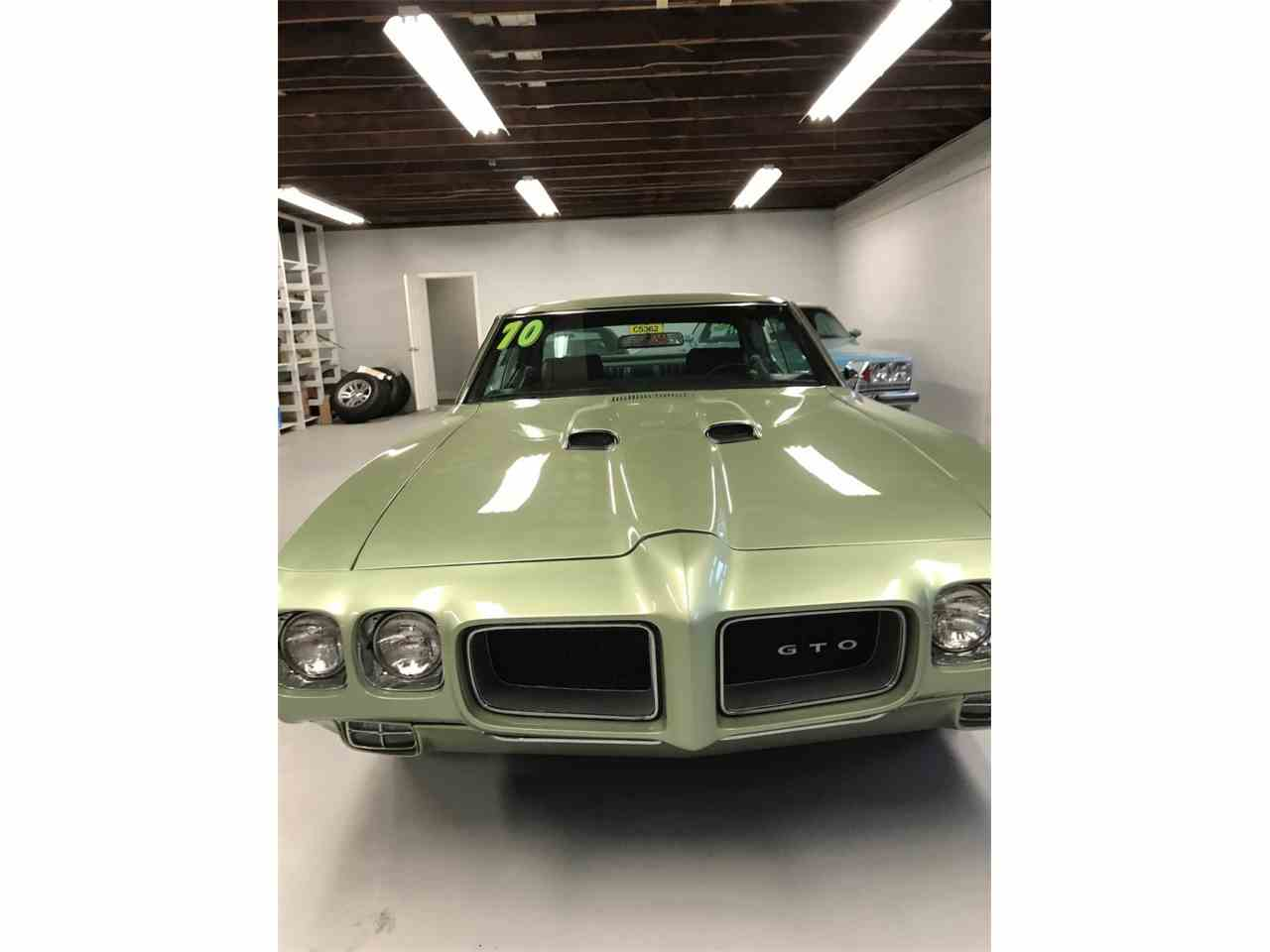Large Picture of '70 GTO - LFGK