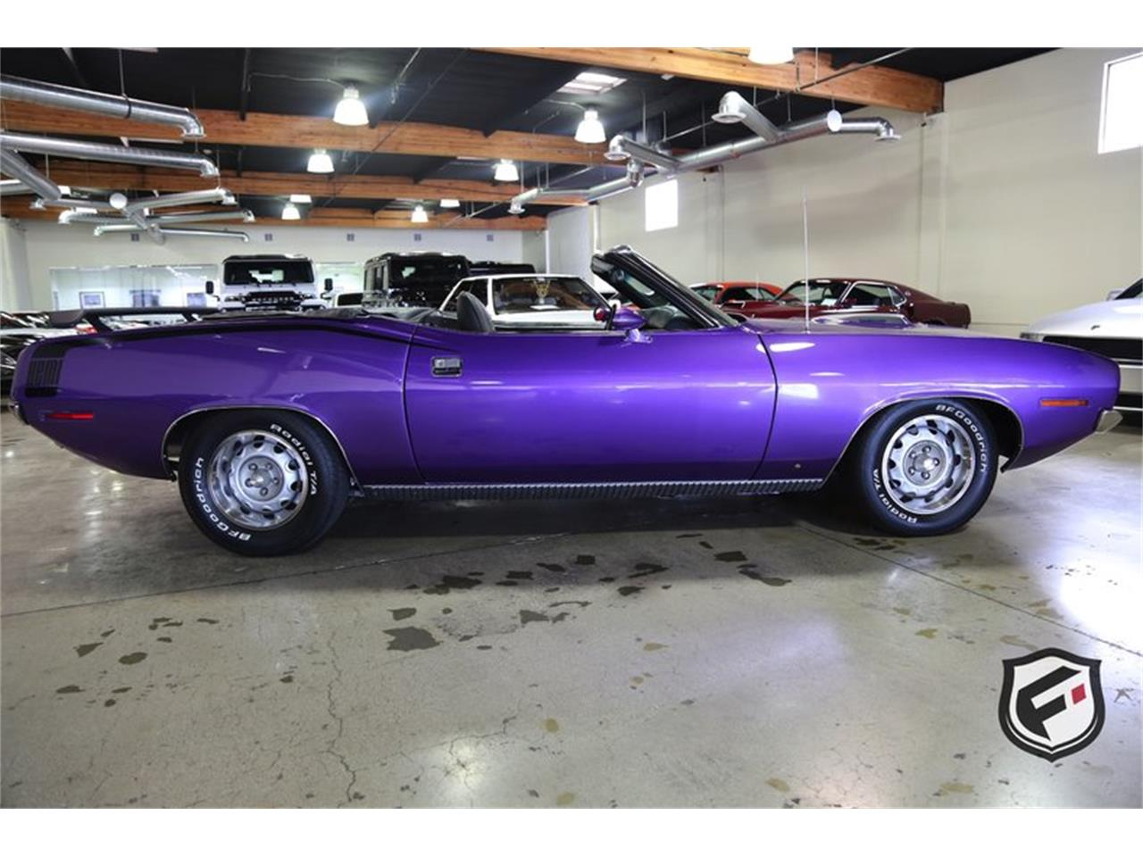 Large Picture of Classic '70 Hemi 'Cuda Convertible Offered by Fusion Luxury Motors - LFH0