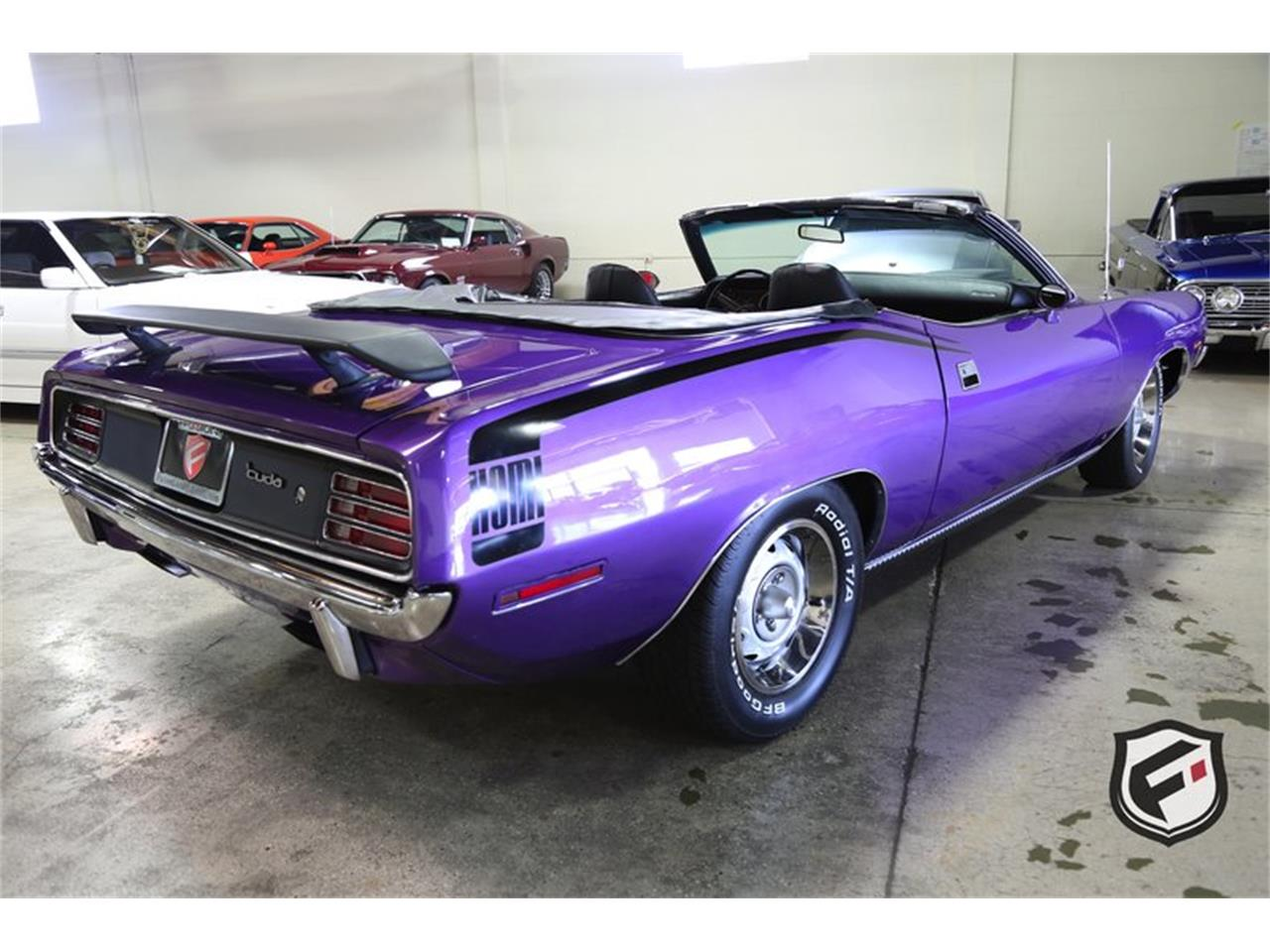 Large Picture of 1970 Plymouth Hemi 'Cuda Convertible - $99,900.00 Offered by Fusion Luxury Motors - LFH0