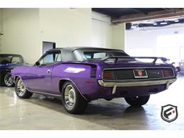 Picture of Classic '70 Hemi 'Cuda Convertible located in California - $99,900.00 Offered by Fusion Luxury Motors - LFH0