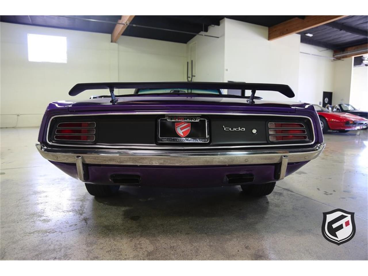 Large Picture of '70 Hemi 'Cuda Convertible - $99,900.00 Offered by Fusion Luxury Motors - LFH0