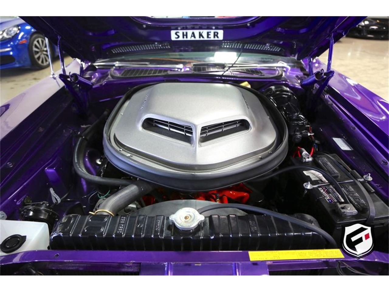 Large Picture of '70 Plymouth Hemi 'Cuda Convertible located in Chatsworth California - LFH0