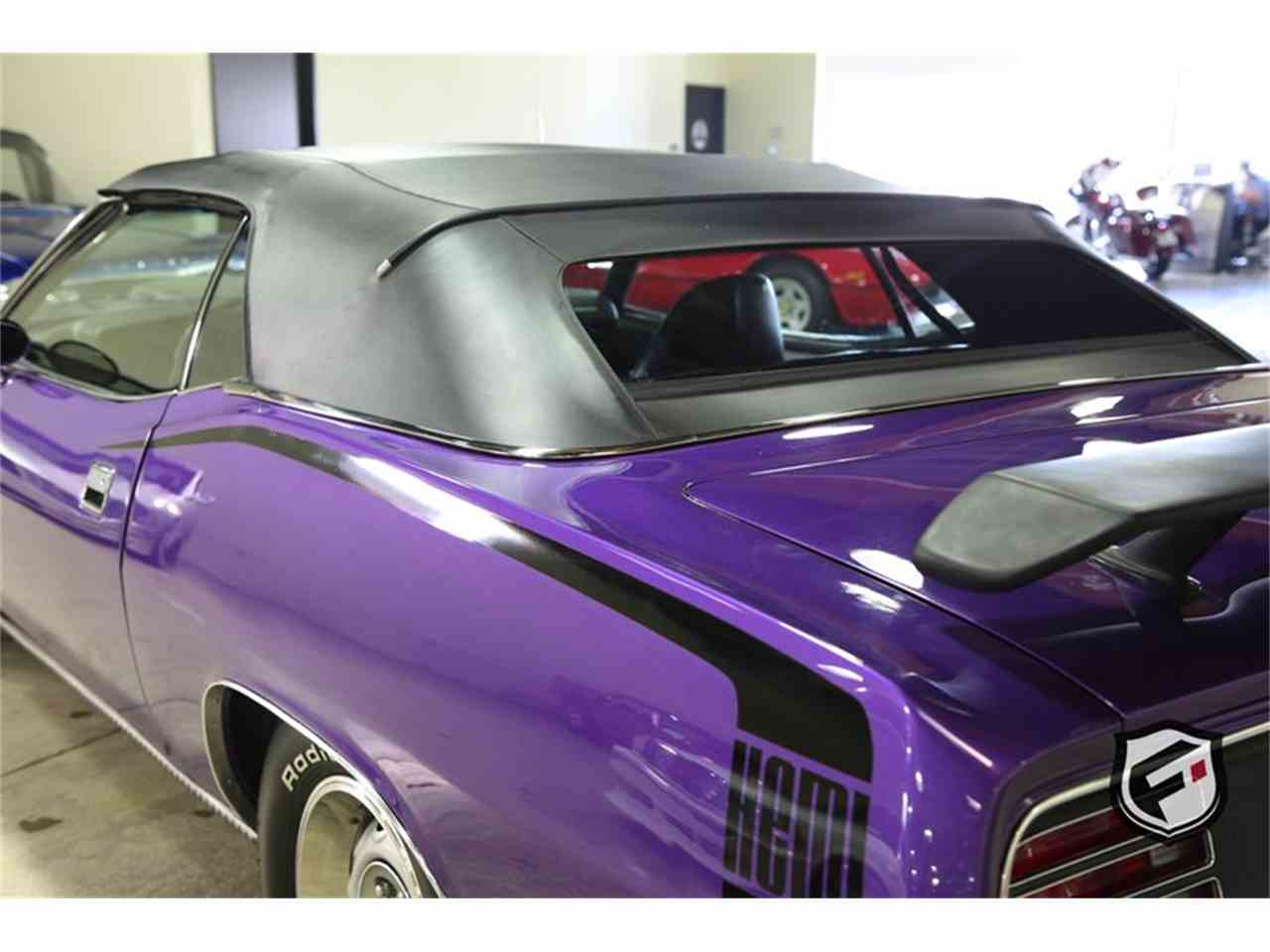 Large Picture of '70 Hemi 'Cuda Convertible - LFH0