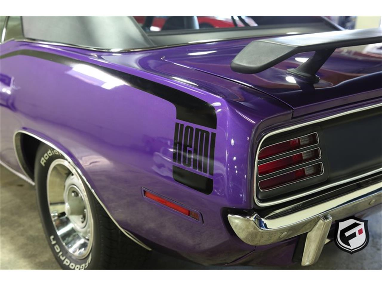 Large Picture of '70 Plymouth Hemi 'Cuda Convertible - $99,900.00 Offered by Fusion Luxury Motors - LFH0