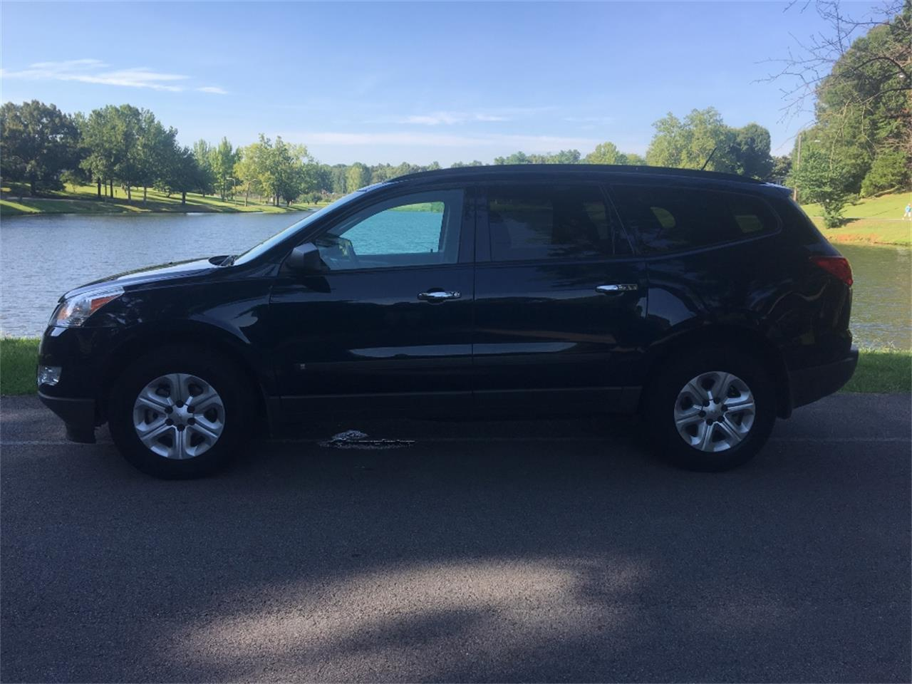 Large Picture of '10 Traverse - LFH9