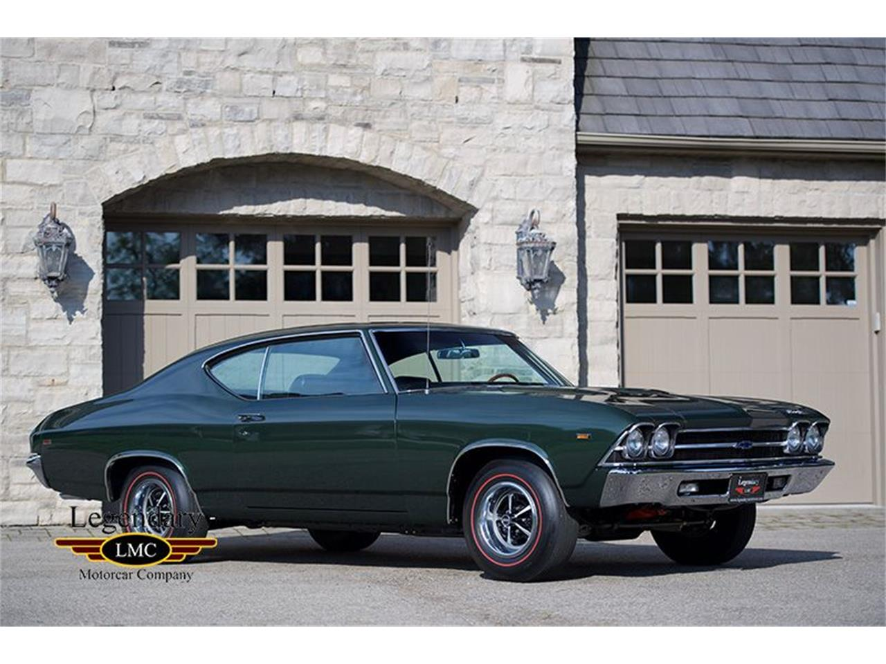 Large Picture of 1969 Chevelle located in Ontario - $166,500.00 - LFIR