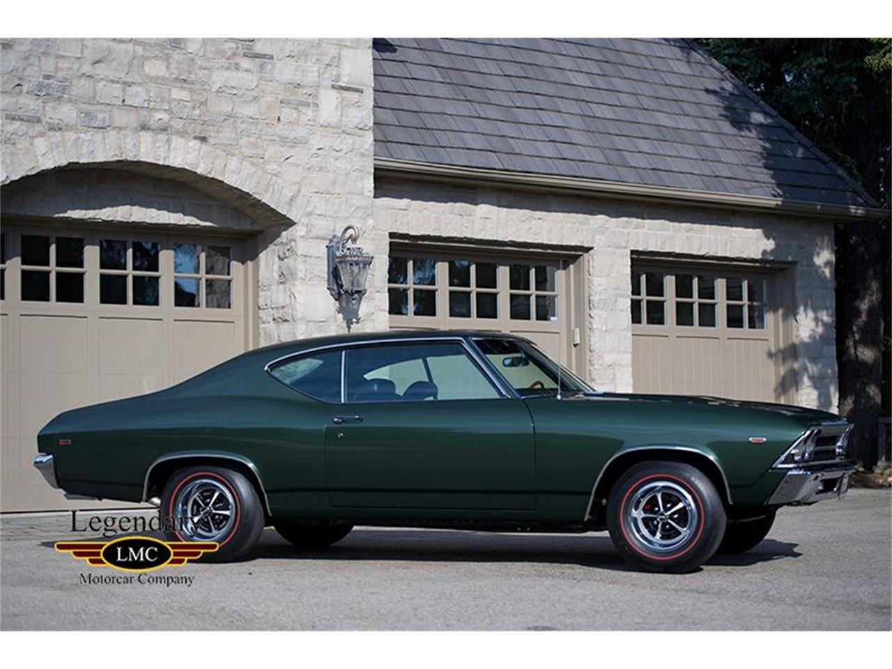 Large Picture of 1969 Chevrolet Chevelle - LFIR