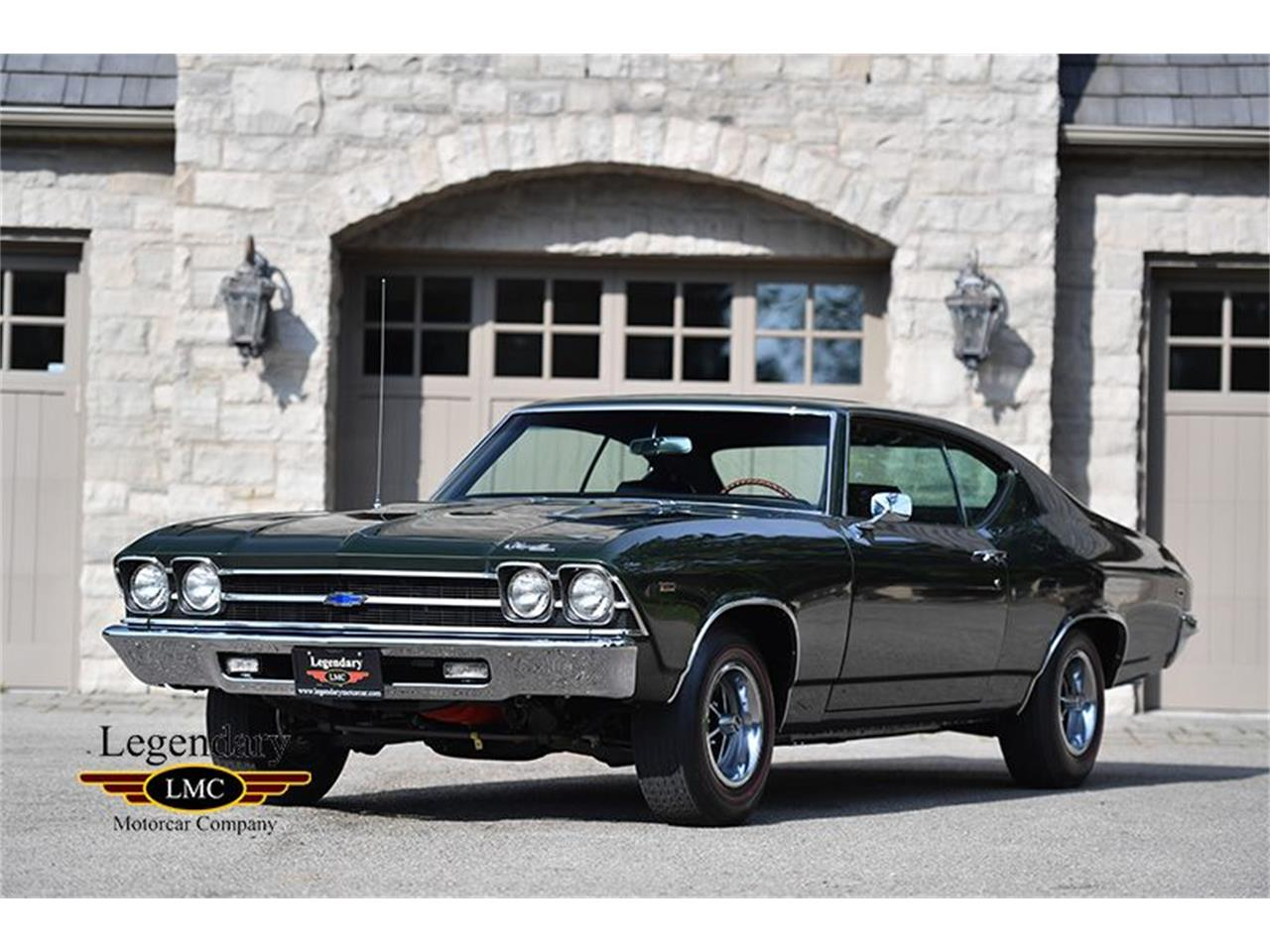Large Picture of '69 Chevrolet Chevelle - $166,500.00 Offered by Legendary Motorcar Company - LFIR