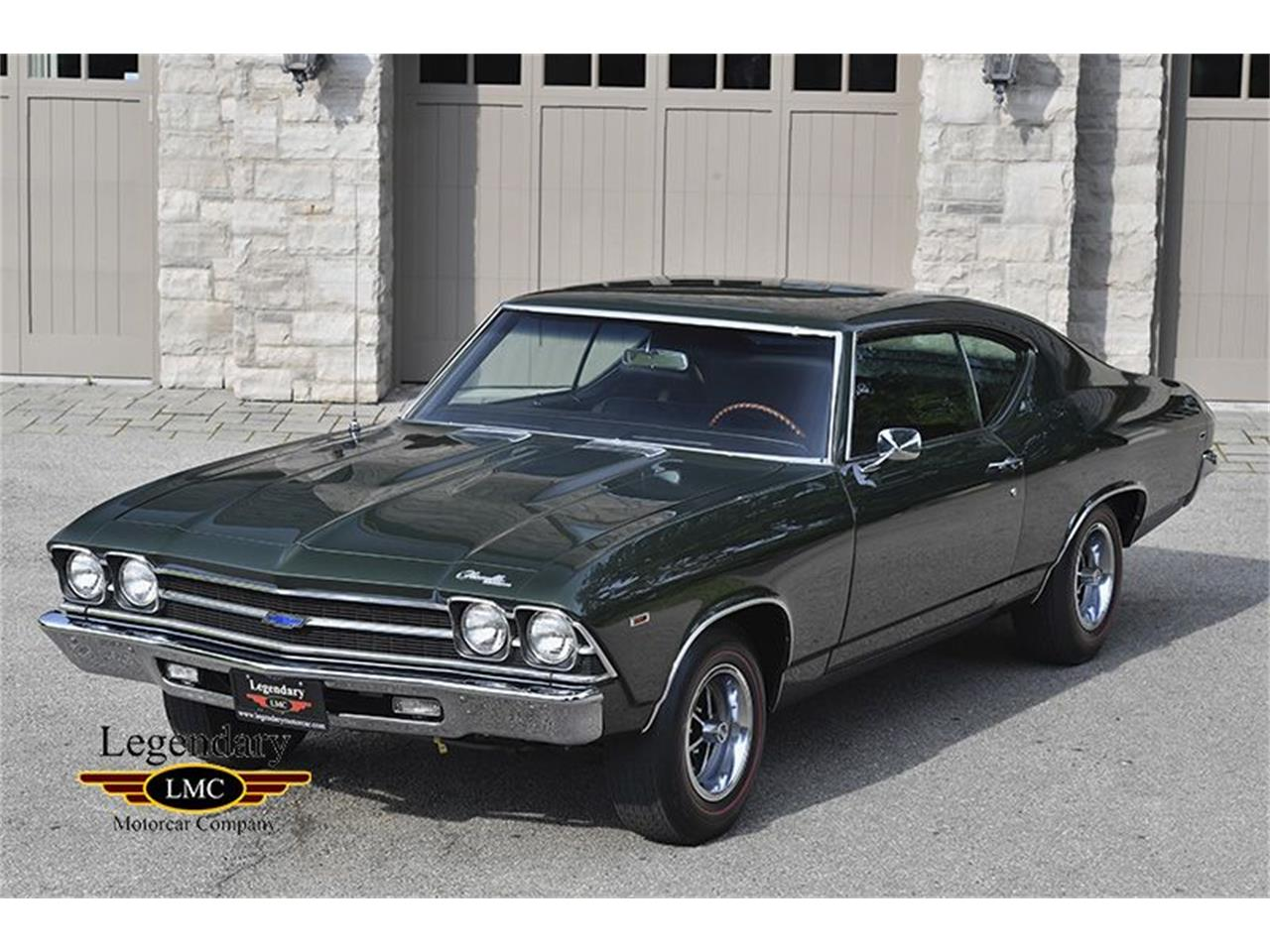 Large Picture of Classic 1969 Chevelle located in Halton Hills Ontario - $166,500.00 Offered by Legendary Motorcar Company - LFIR