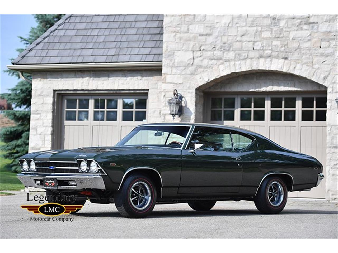 Large Picture of Classic '69 Chevrolet Chevelle located in Halton Hills Ontario - LFIR