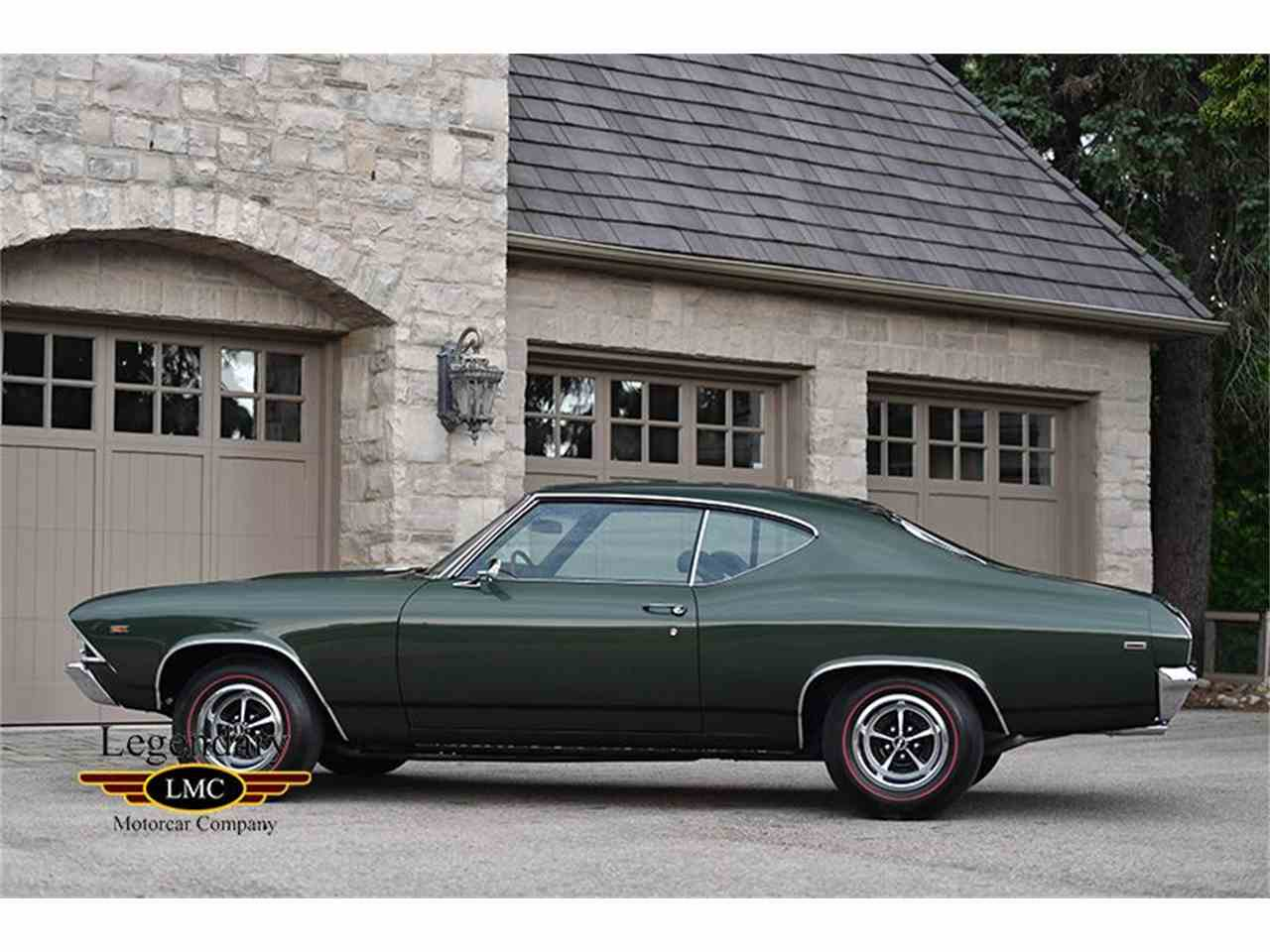 Large Picture of '69 Chevelle - LFIR