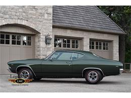 Picture of Classic '69 Chevelle located in Ontario - $166,500.00 - LFIR