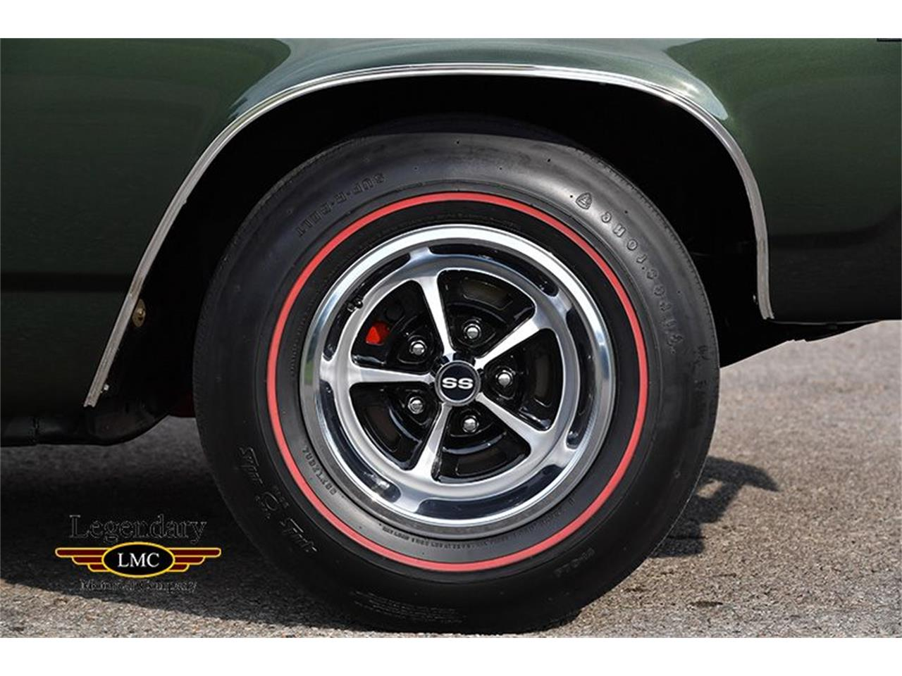 Large Picture of '69 Chevrolet Chevelle Offered by Legendary Motorcar Company - LFIR