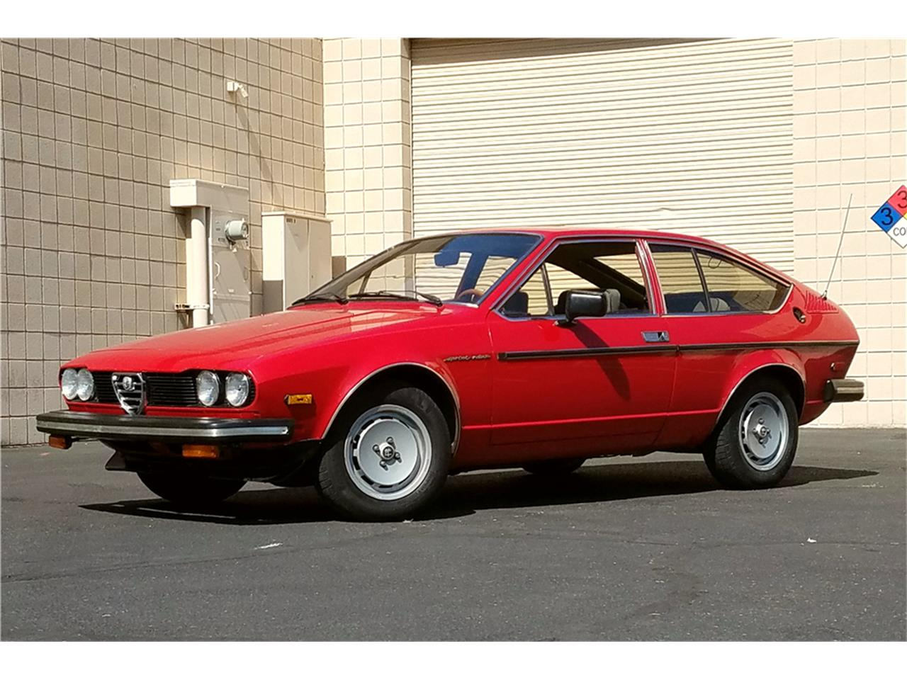 1979 Alfa Romeo 1750 Gtv For Sale Cc 990099 Magnesium Wheels Large Picture Of 79 L7yr