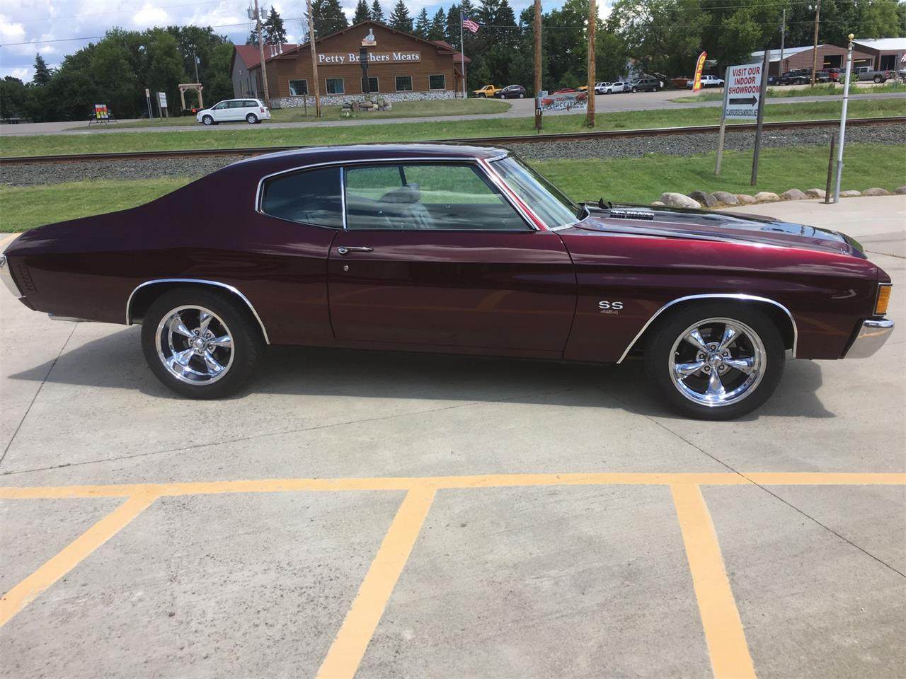 Large Picture of '72 Chevelle SS - LFJ3