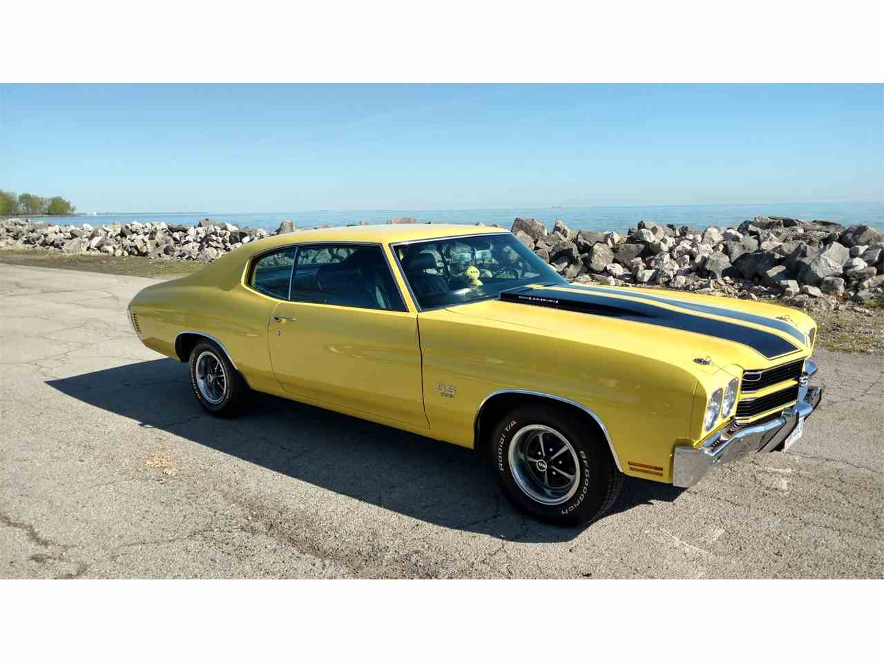 Large Picture of '70 Chevelle SS - LFJ9