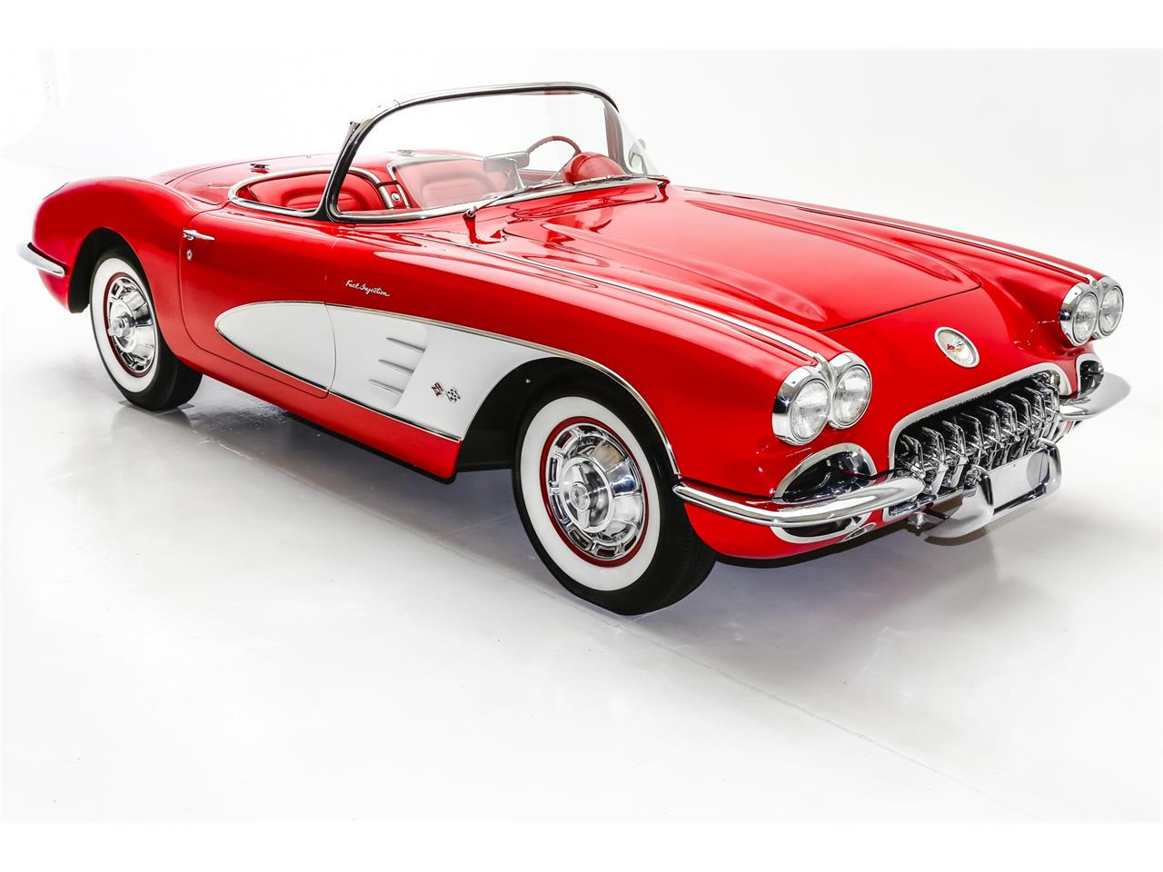 Large Picture of Classic 1959 Chevrolet Corvette Offered by American Dream Machines - LFJS