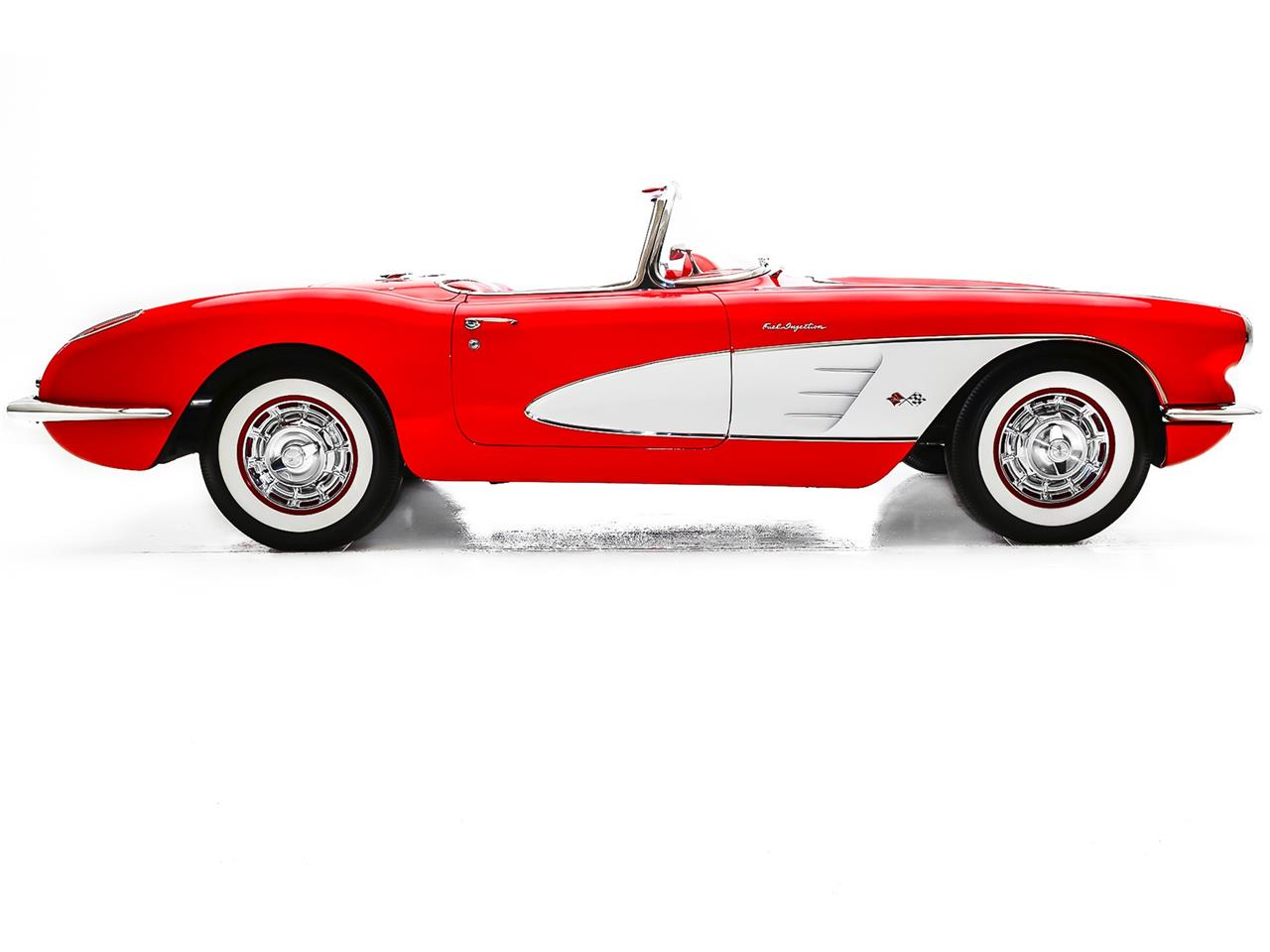 Large Picture of 1959 Chevrolet Corvette located in Des Moines Iowa - $129,900.00 - LFJS