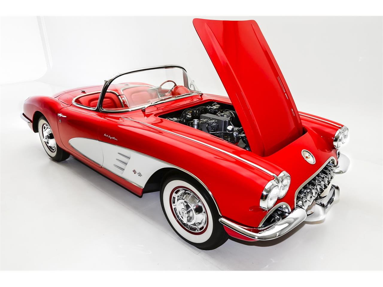 Large Picture of 1959 Corvette located in Des Moines Iowa - LFJS