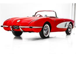 Picture of 1959 Corvette located in Des Moines Iowa Offered by American Dream Machines - LFJS