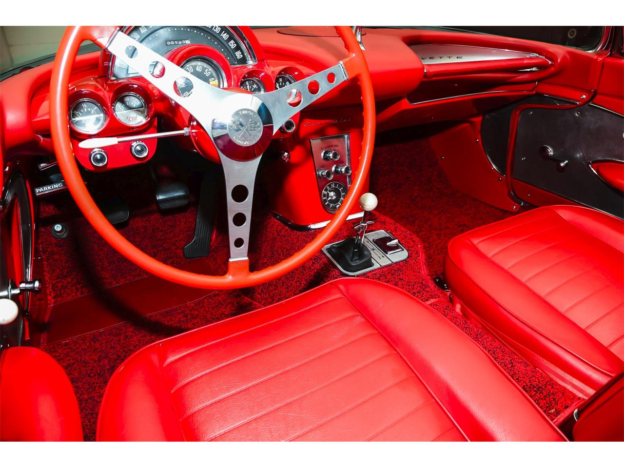 Large Picture of '59 Corvette located in Des Moines Iowa - $129,900.00 - LFJS