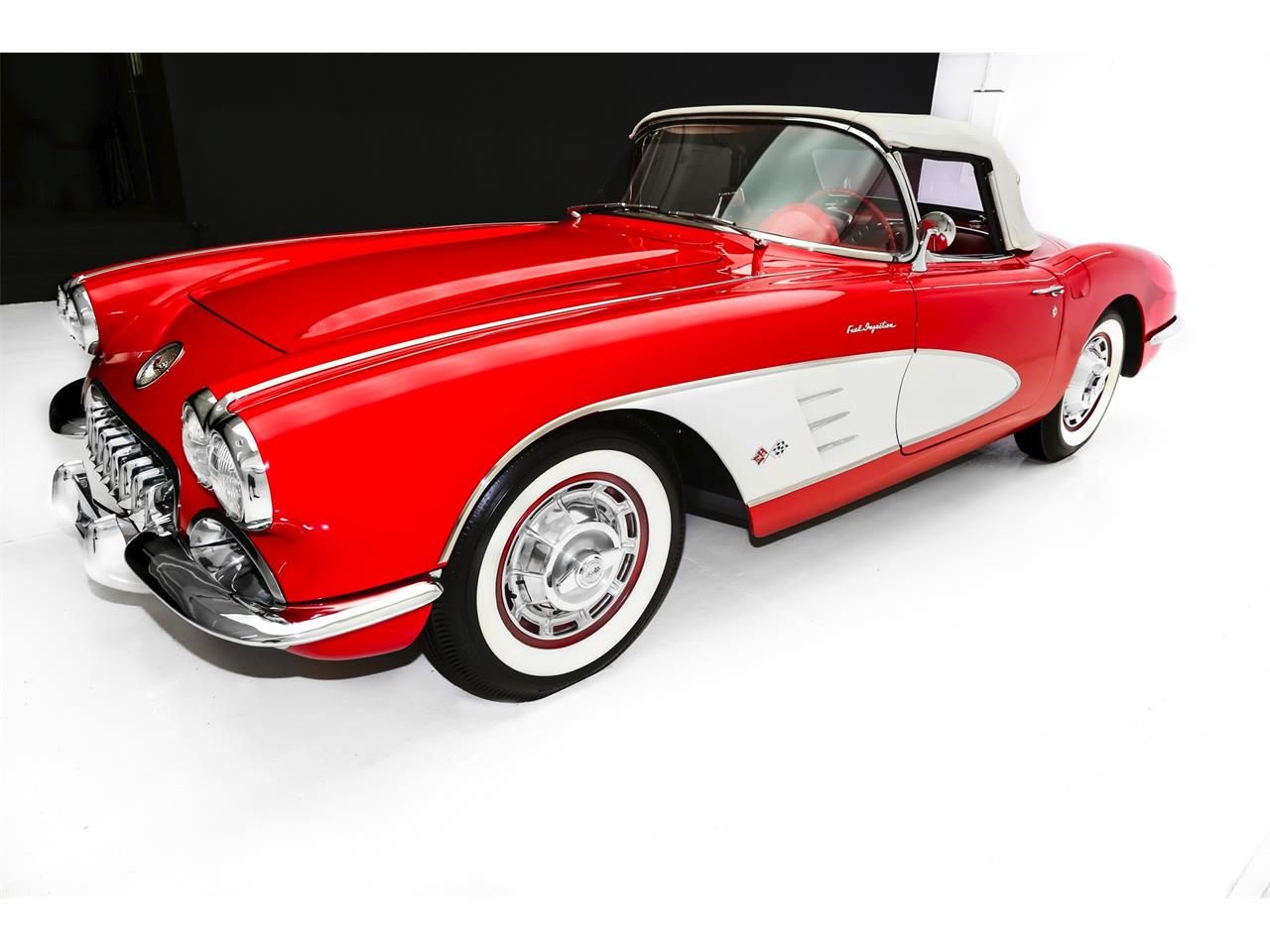 Large Picture of Classic '59 Corvette located in Des Moines Iowa Offered by American Dream Machines - LFJS