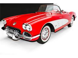 Picture of Classic '59 Chevrolet Corvette located in Des Moines Iowa Offered by American Dream Machines - LFJS