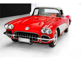 Picture of Classic 1959 Corvette located in Iowa - $129,900.00 Offered by American Dream Machines - LFJS