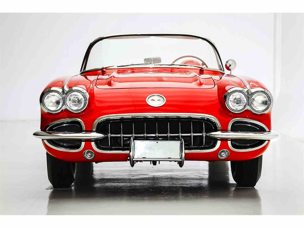 Large Picture of '59 Corvette - LFJS