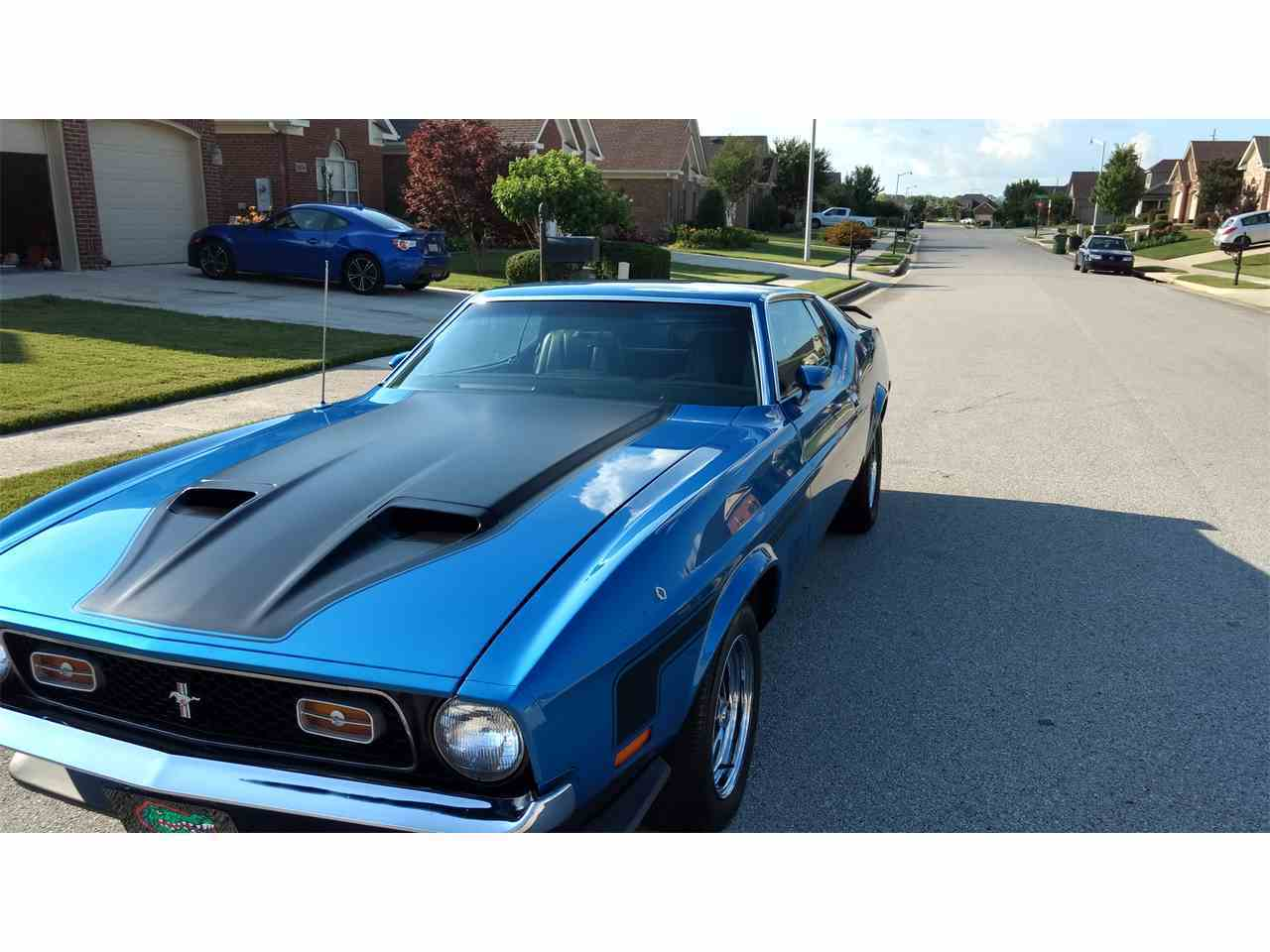 Large Picture of Classic 1972 Ford Mustang located in Alabama - $25,500.00 - LFK6