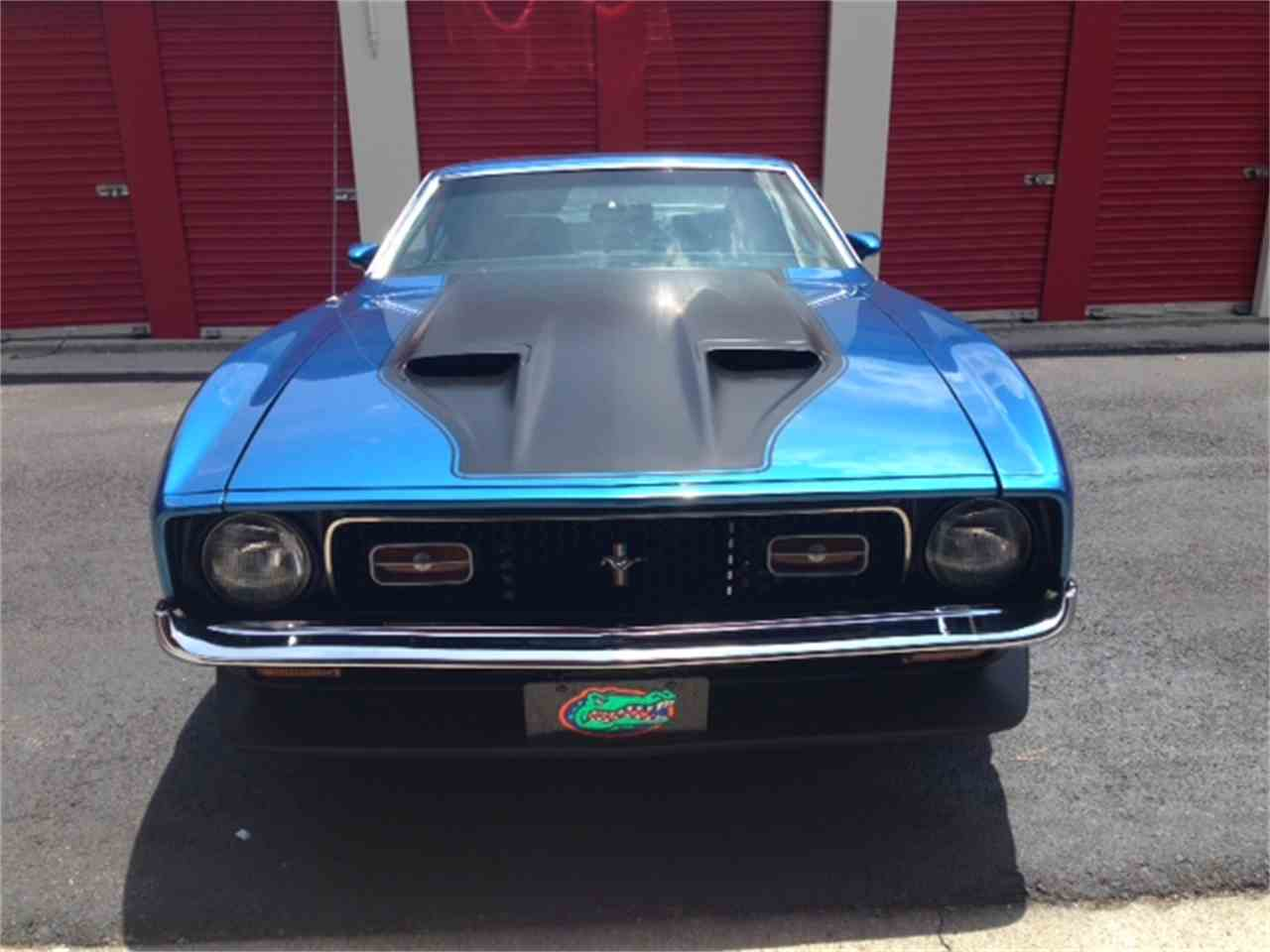 Large Picture of Classic '72 Ford Mustang - $25,500.00 Offered by a Private Seller - LFK6