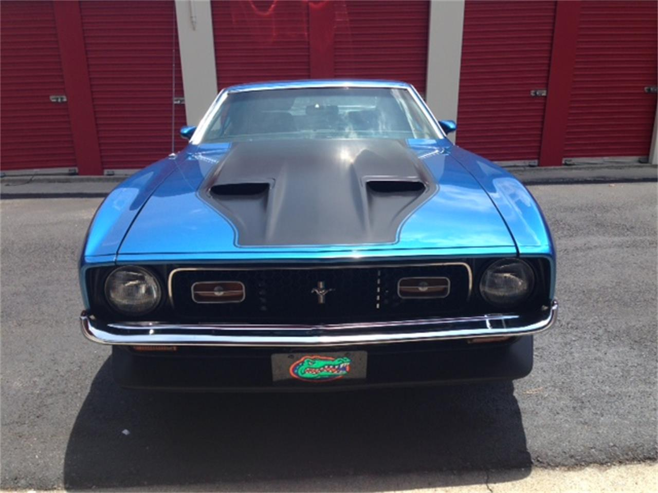 Large Picture of Classic '72 Mustang located in Huntsville Alabama - $25,500.00 - LFK6