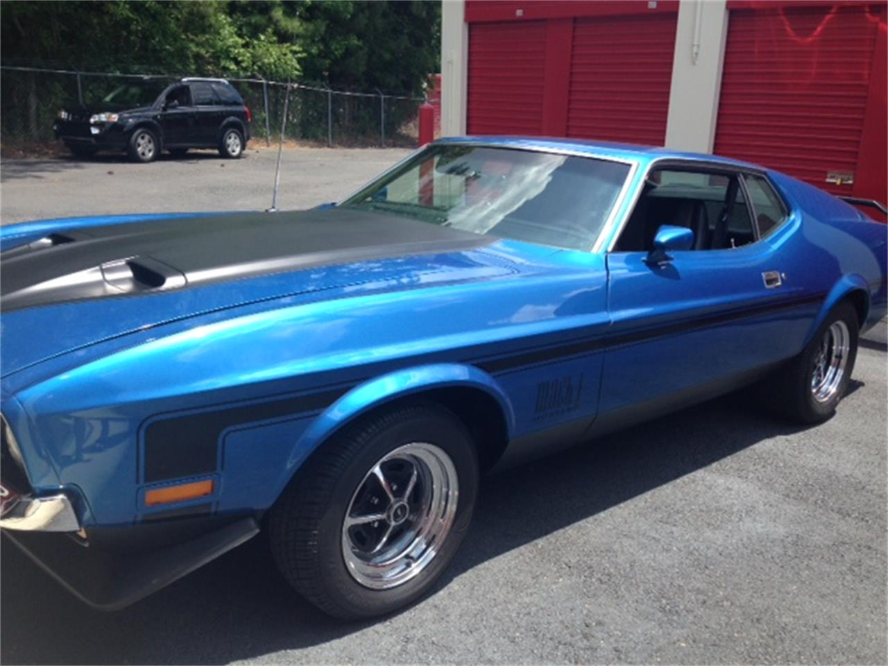 Large Picture of Classic 1972 Ford Mustang located in Huntsville Alabama - $25,500.00 Offered by a Private Seller - LFK6