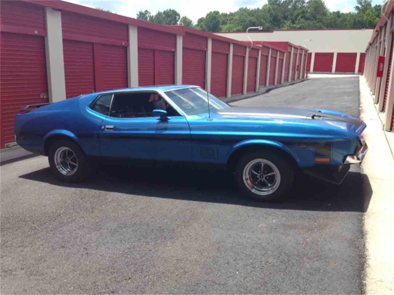 Large Picture of Classic 1972 Ford Mustang located in Alabama Offered by a Private Seller - LFK6