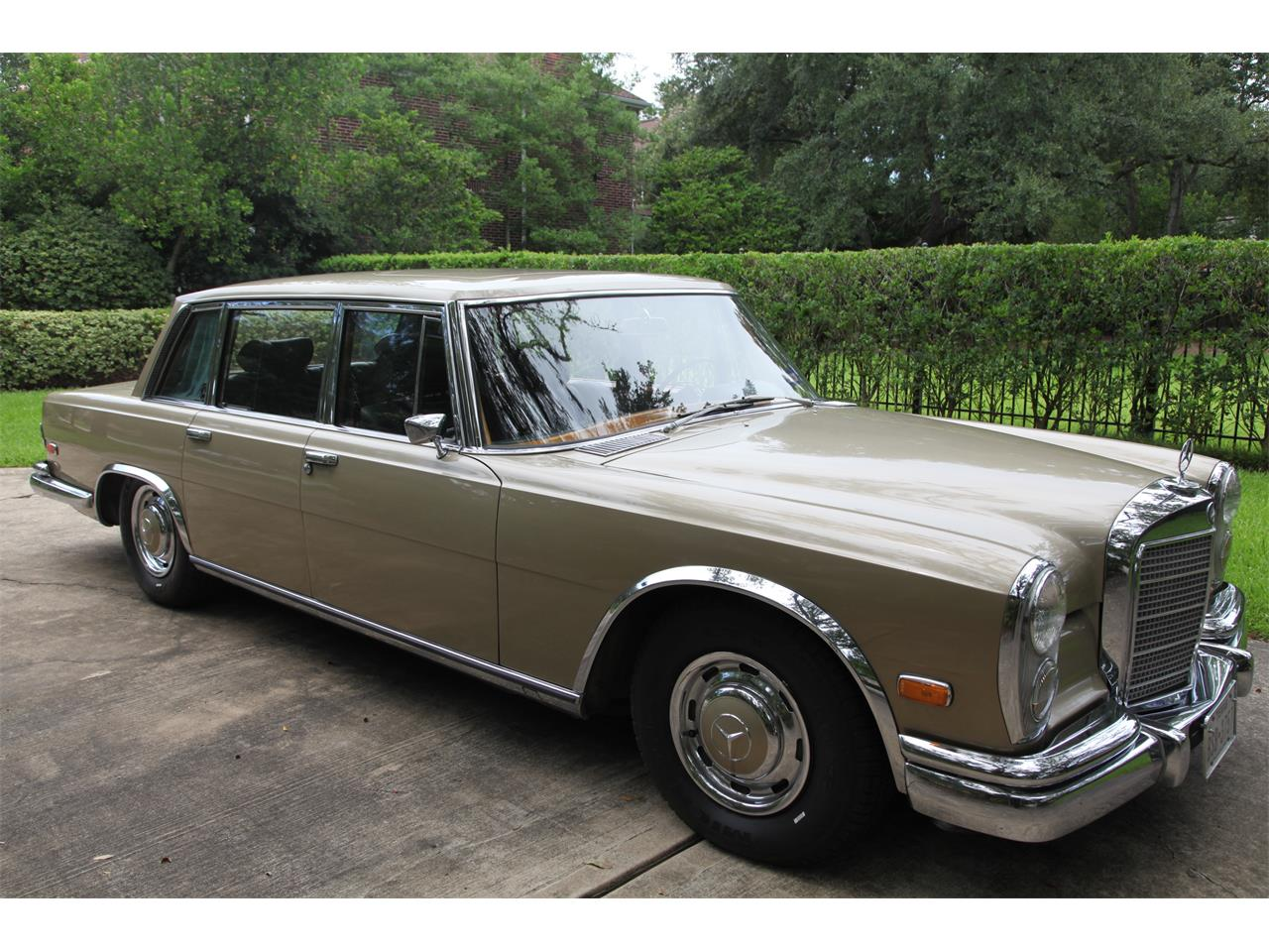 Large Picture Of 1969 Mercedes Benz 600SWB   $89,000.00   LFKD