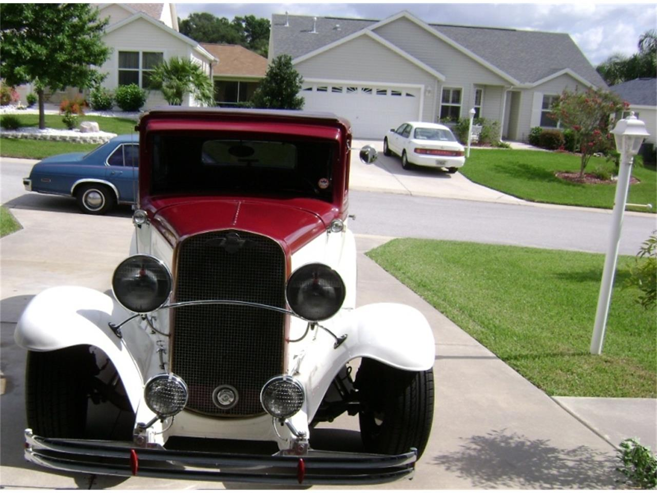 Large Picture of '31 Sedan - LFKF