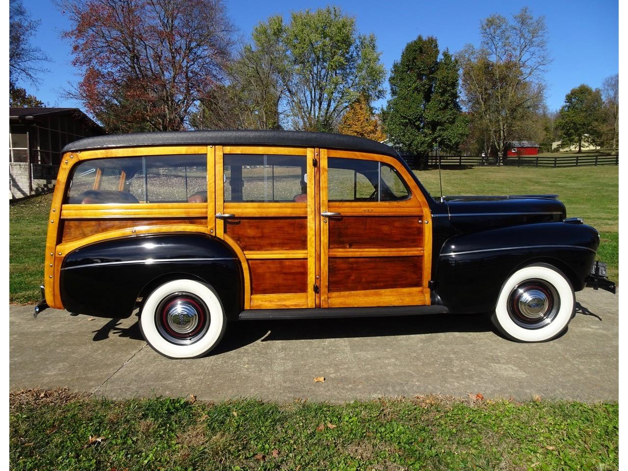 Cars For Sale In Lexington Ky: 1941 Ford Woody Wagon For Sale